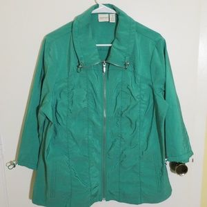 Zenergy by Chico's Jacket - Size 3